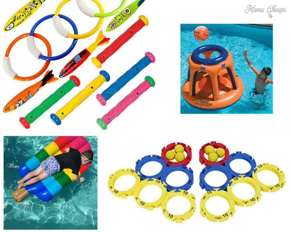 Fun pool stuff for kids