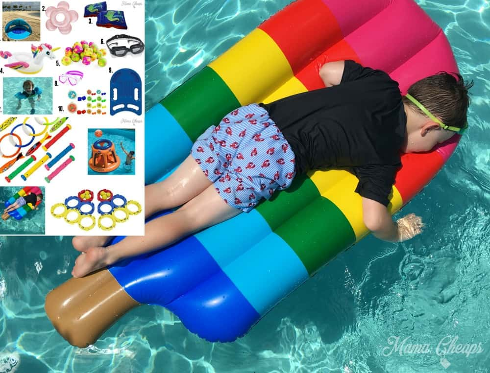 Pool Essentials for Kids Gear