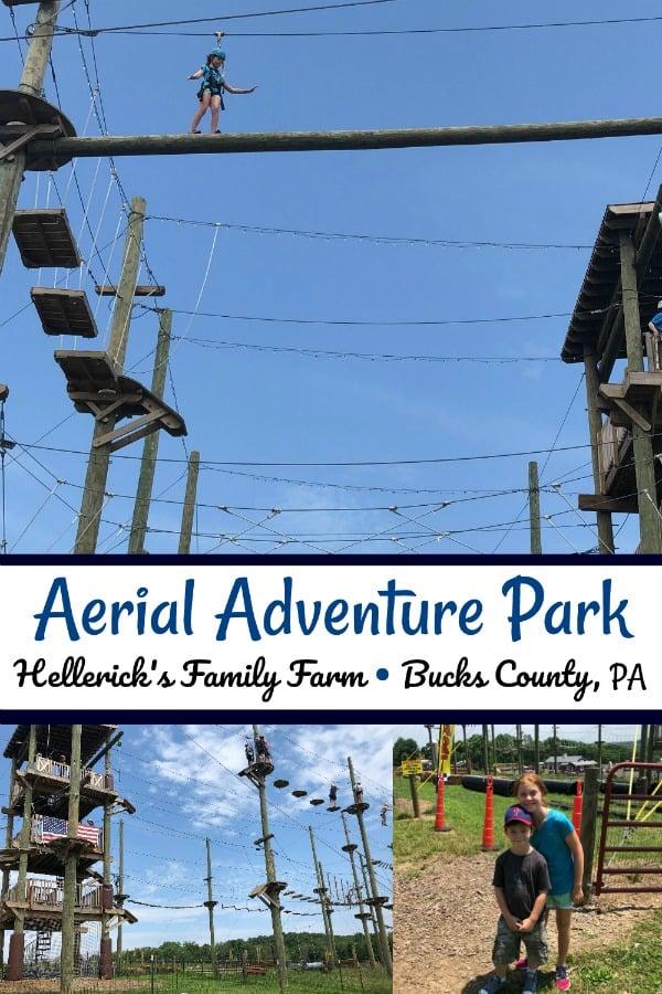 Aerial Adventure Park Hellericks
