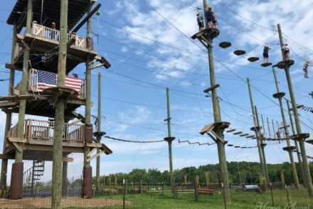 Ropes Course Bucks County