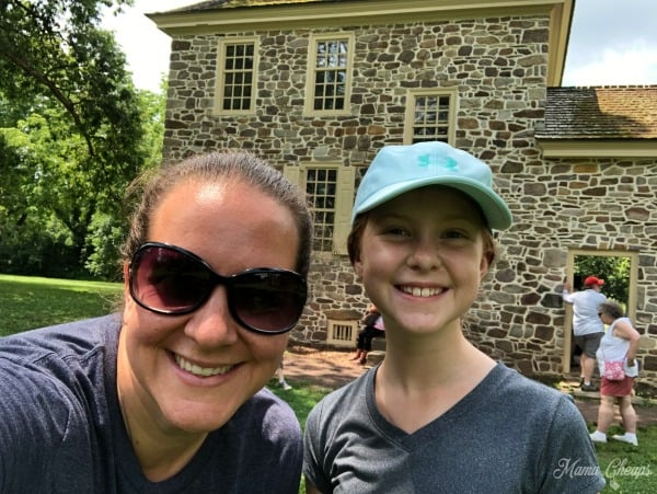 Valley Forge staycation