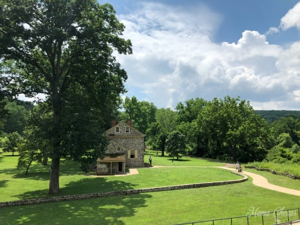 Washingtons Headquarters Valley Forge