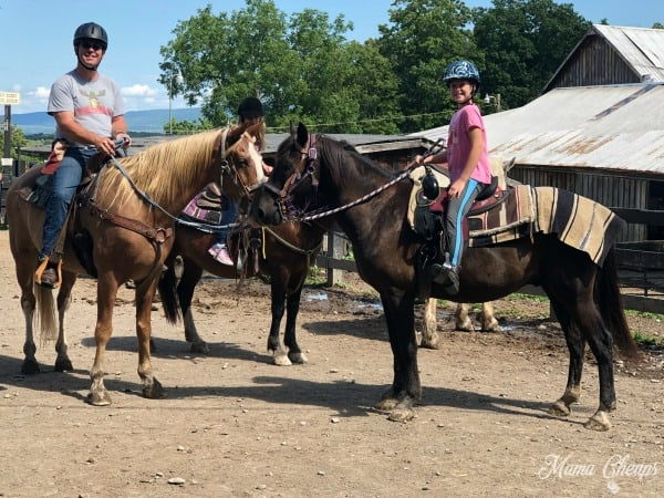 Bob Lily Trail Ride