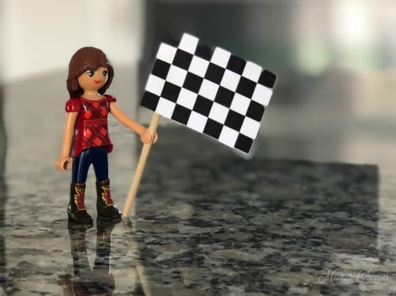 Checkered Flag printable