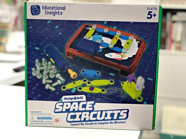 Design and Drill Space Circuits