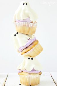 Ghost Cupcake Stack PIN