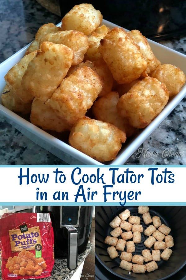 How to Cook Tator Tots in an Air Fryer