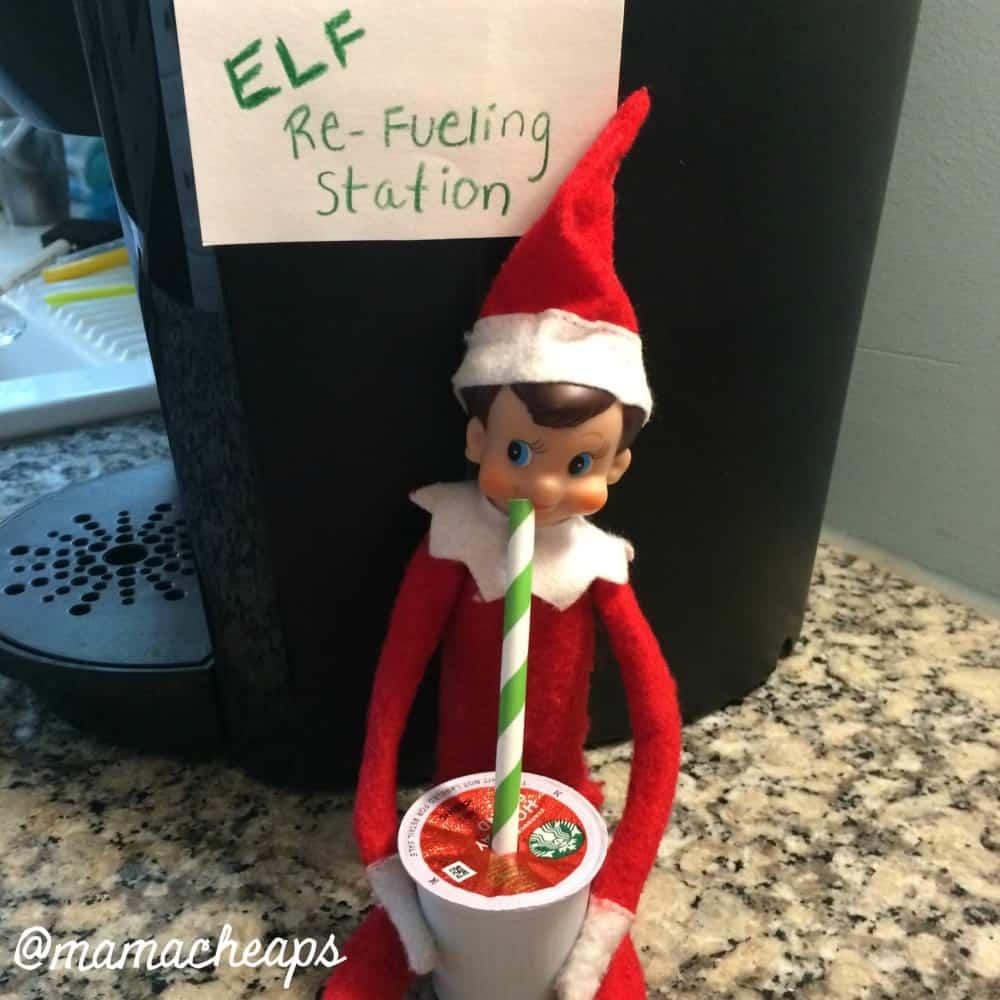 Kcup coffee elf