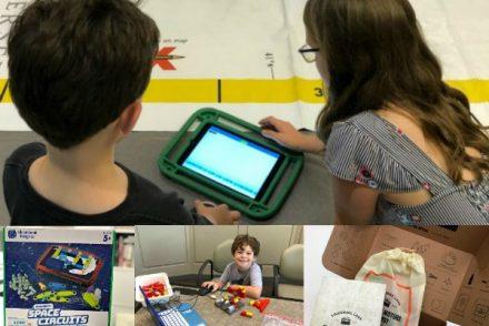 Kids and STEM
