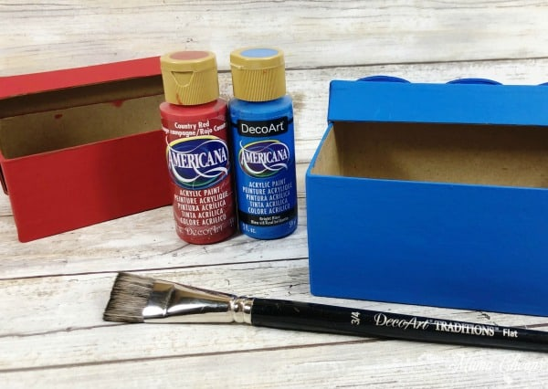 Painted Boxes