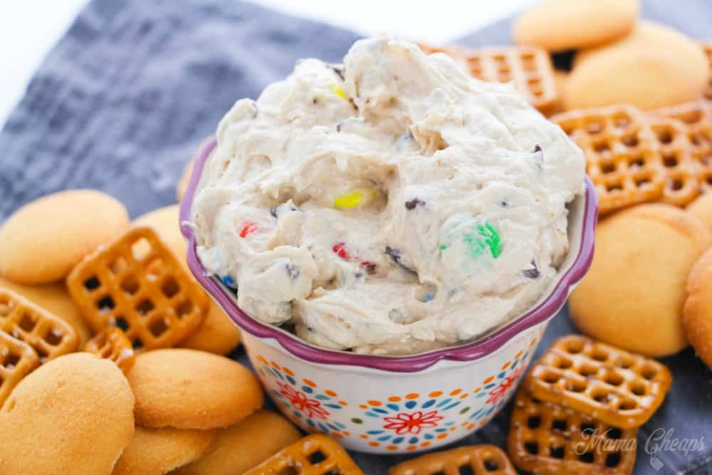 Peanut Butter Monster Cookie Dough
