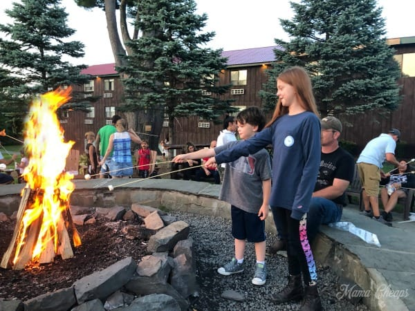 Pine Ridge Campfire