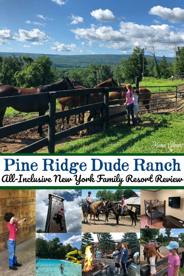 Pine Ridge Dude Ranch Review