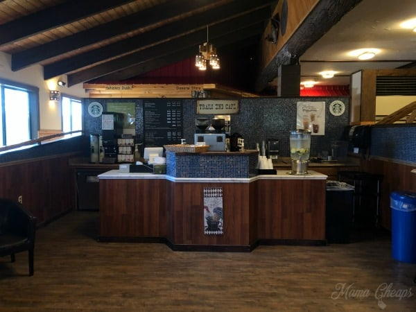 Pine Ridge Ranch Starbucks Cafe