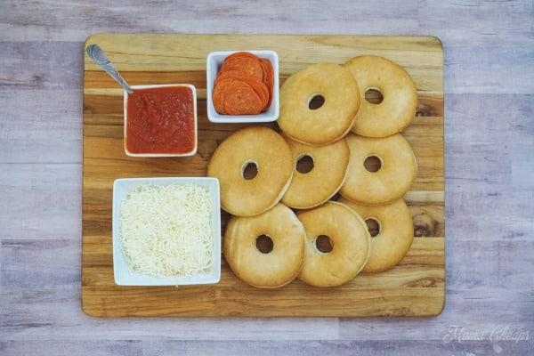 Pizza Bagel Supplies