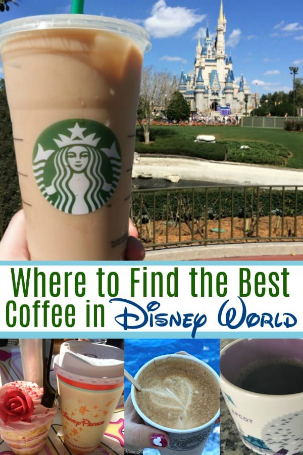 Where to Find the Best Coffee in Disney World