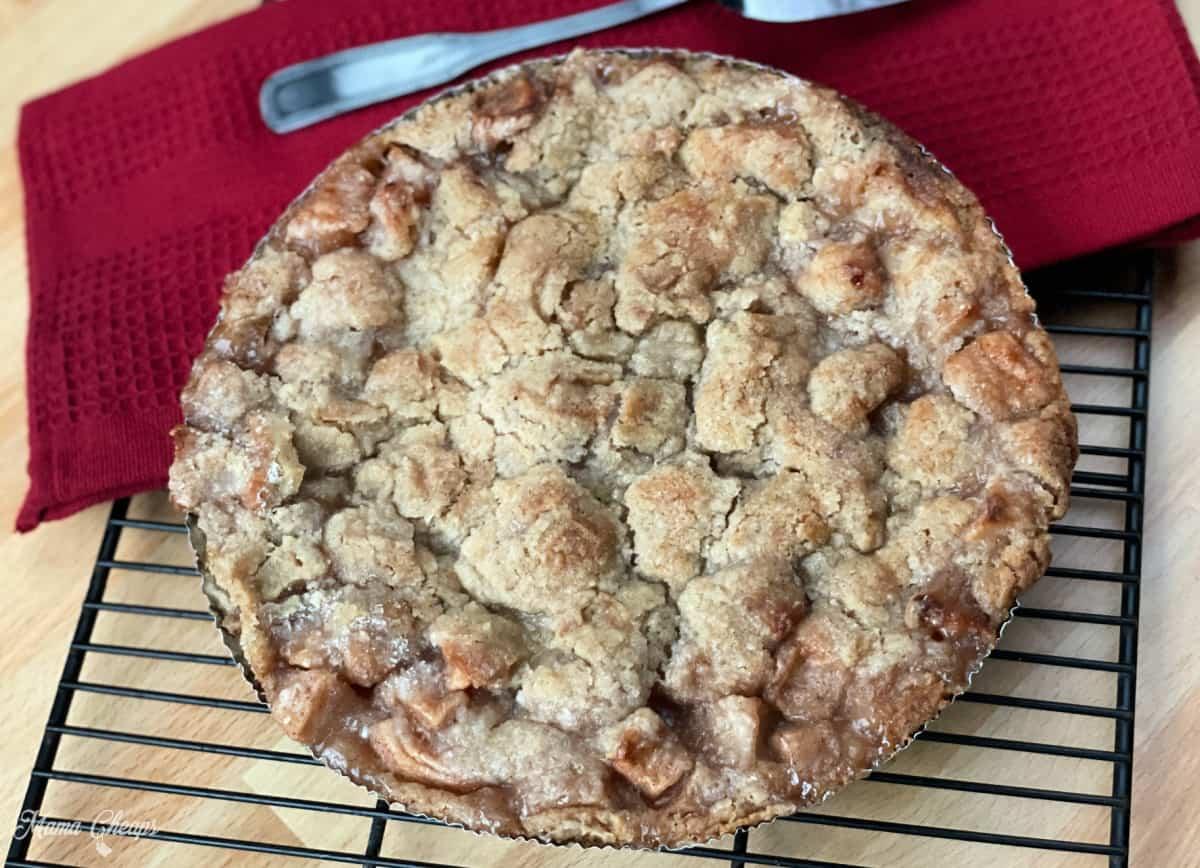 Apple Pie Baked