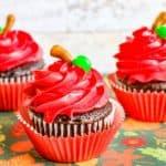 DIY Apple Cupcakes