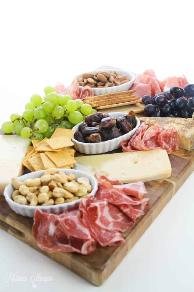 cheese board side