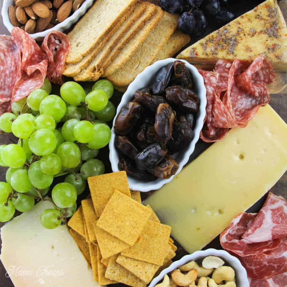 cheese board square