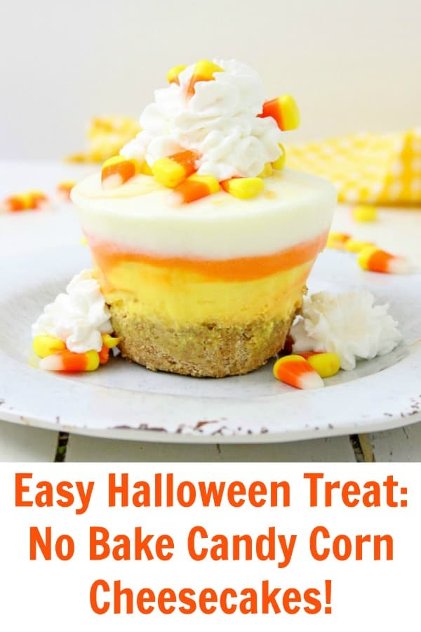 Candy Corn Cheesecakes 2