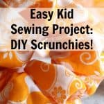 DIY Scrunchies PIN 2