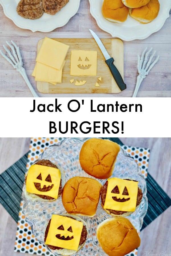 Jack O' Lantern Cheeseburgers PIN 4