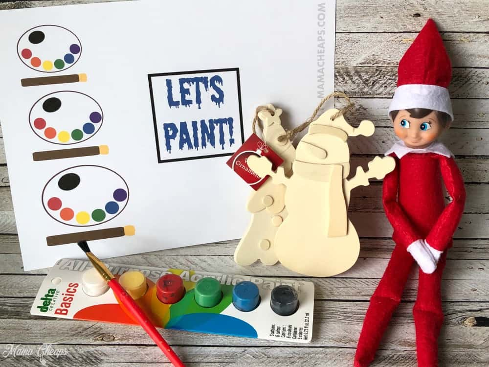 Painting Elf Supplies