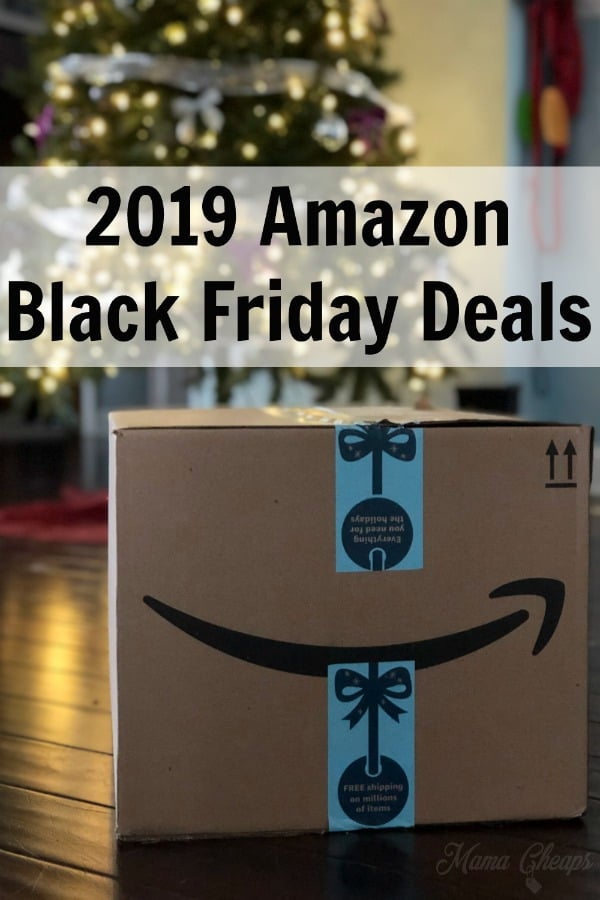 2019 Amazon Black Friday Deals