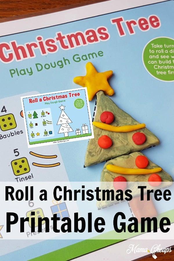 Roll a Tree PIN 2