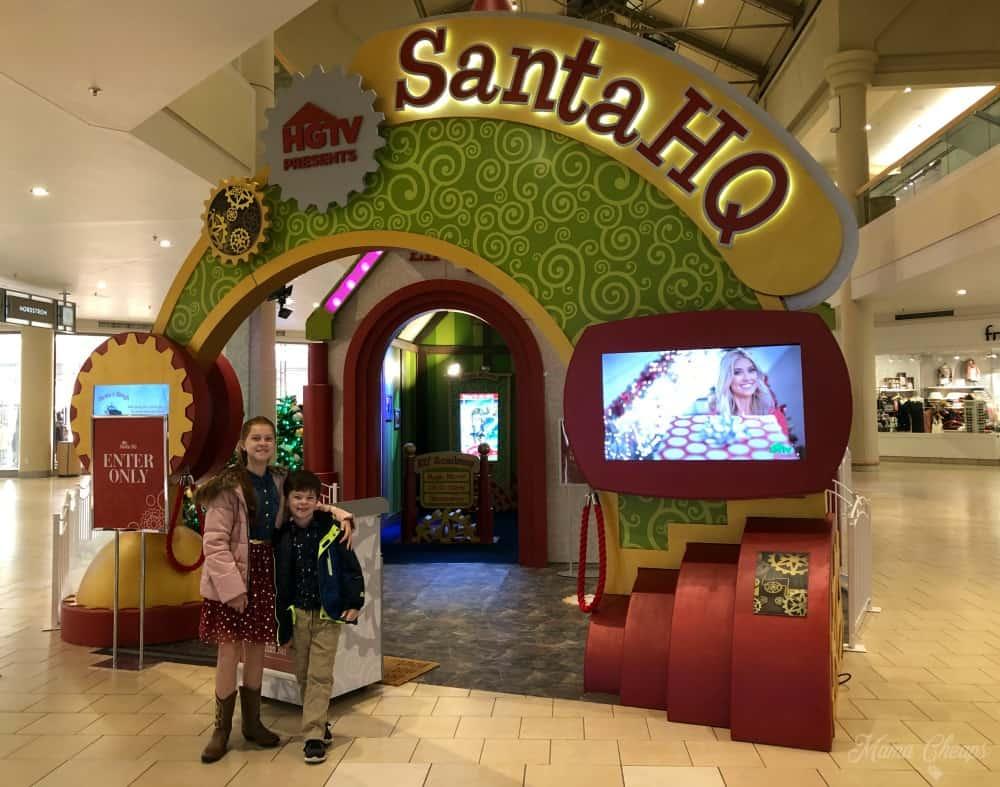 Santa HQ Freehold