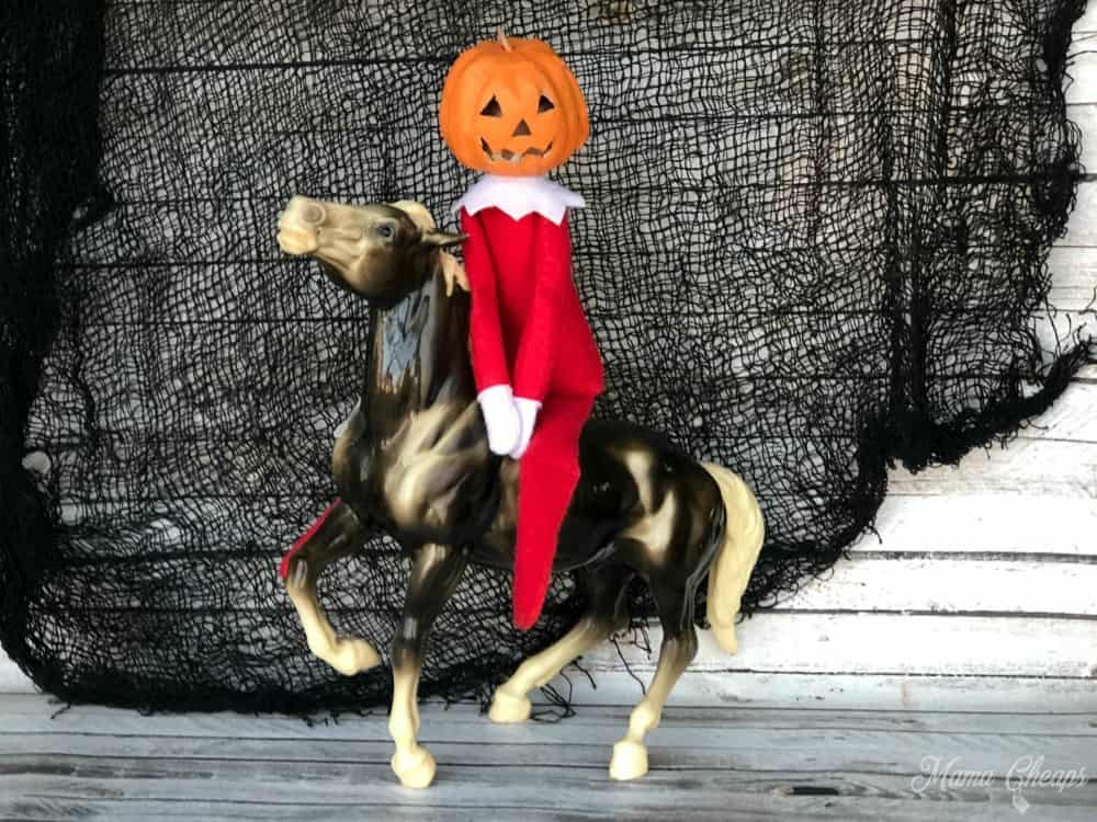 headless horseman elf