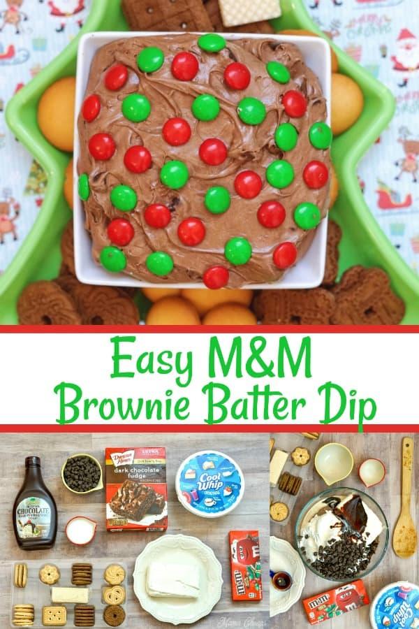 Brownie Batter Dip PIN 2