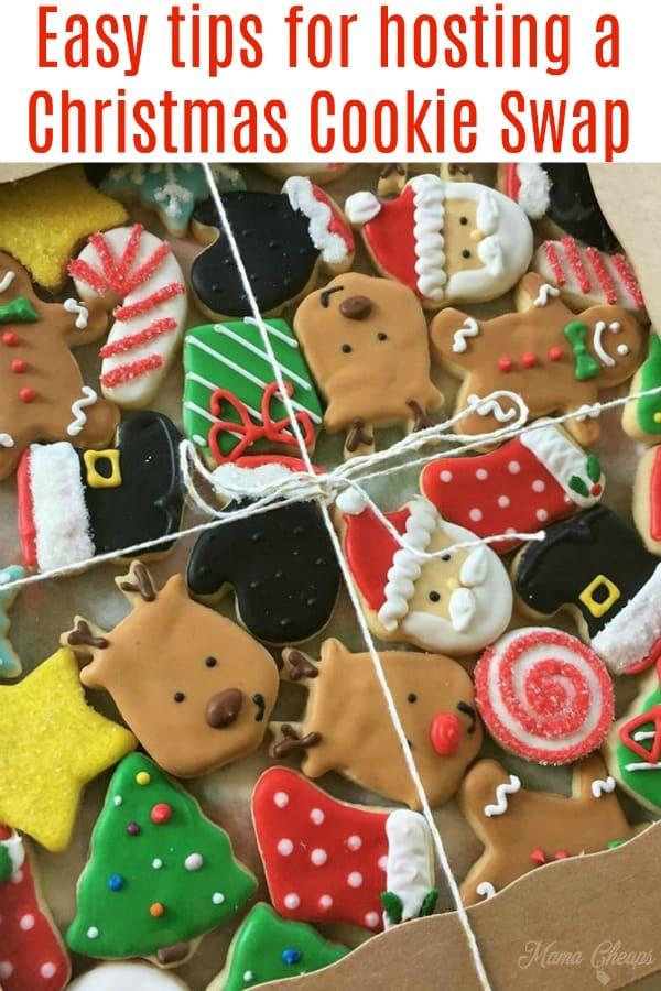 Christmas Cookie Swap PIN 2