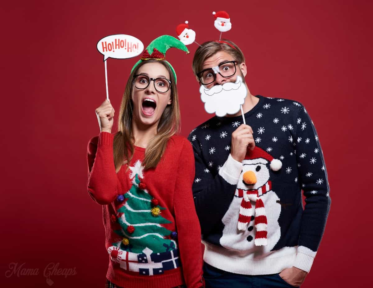 DIY Ugly Sweater Party Tips