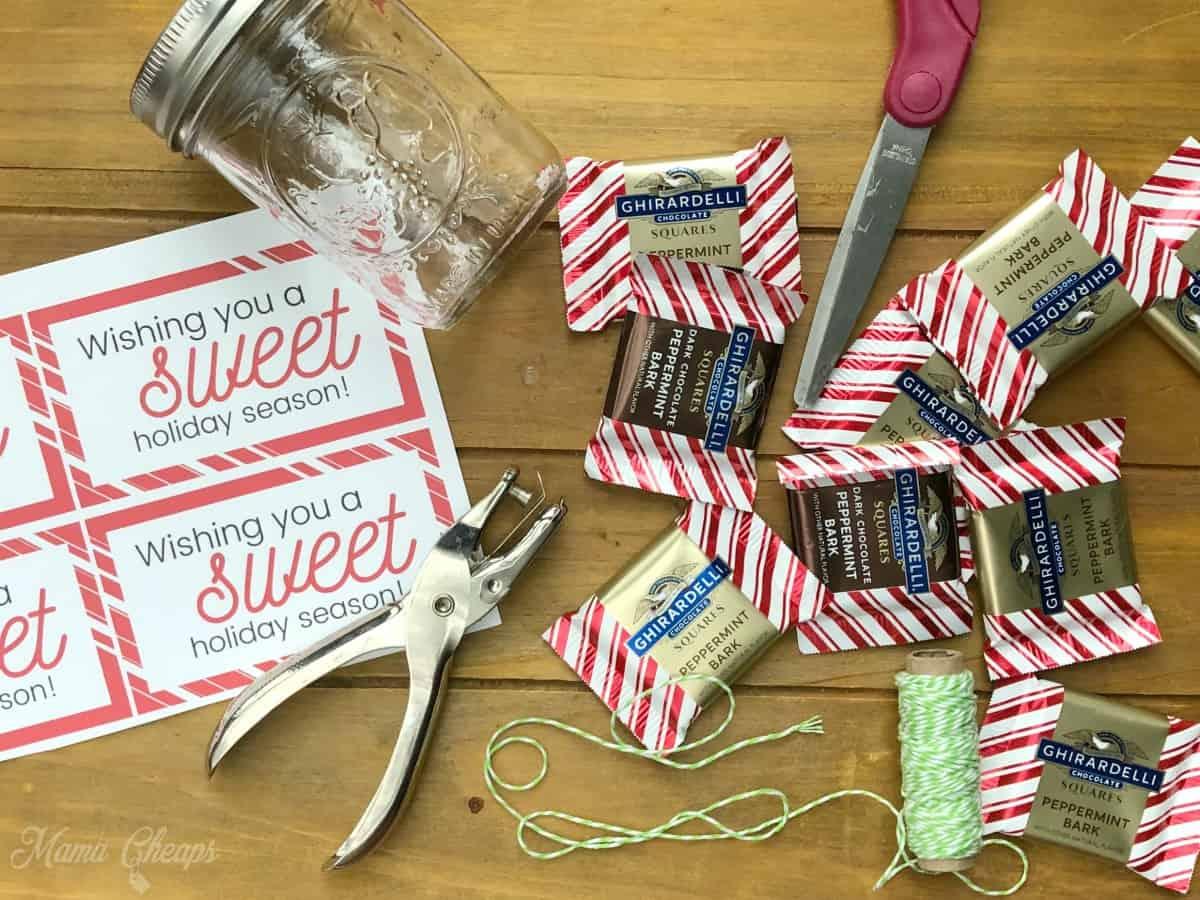 Sweet Christmas Supplies