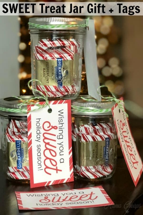 Sweet Treat Jar Gift PIN