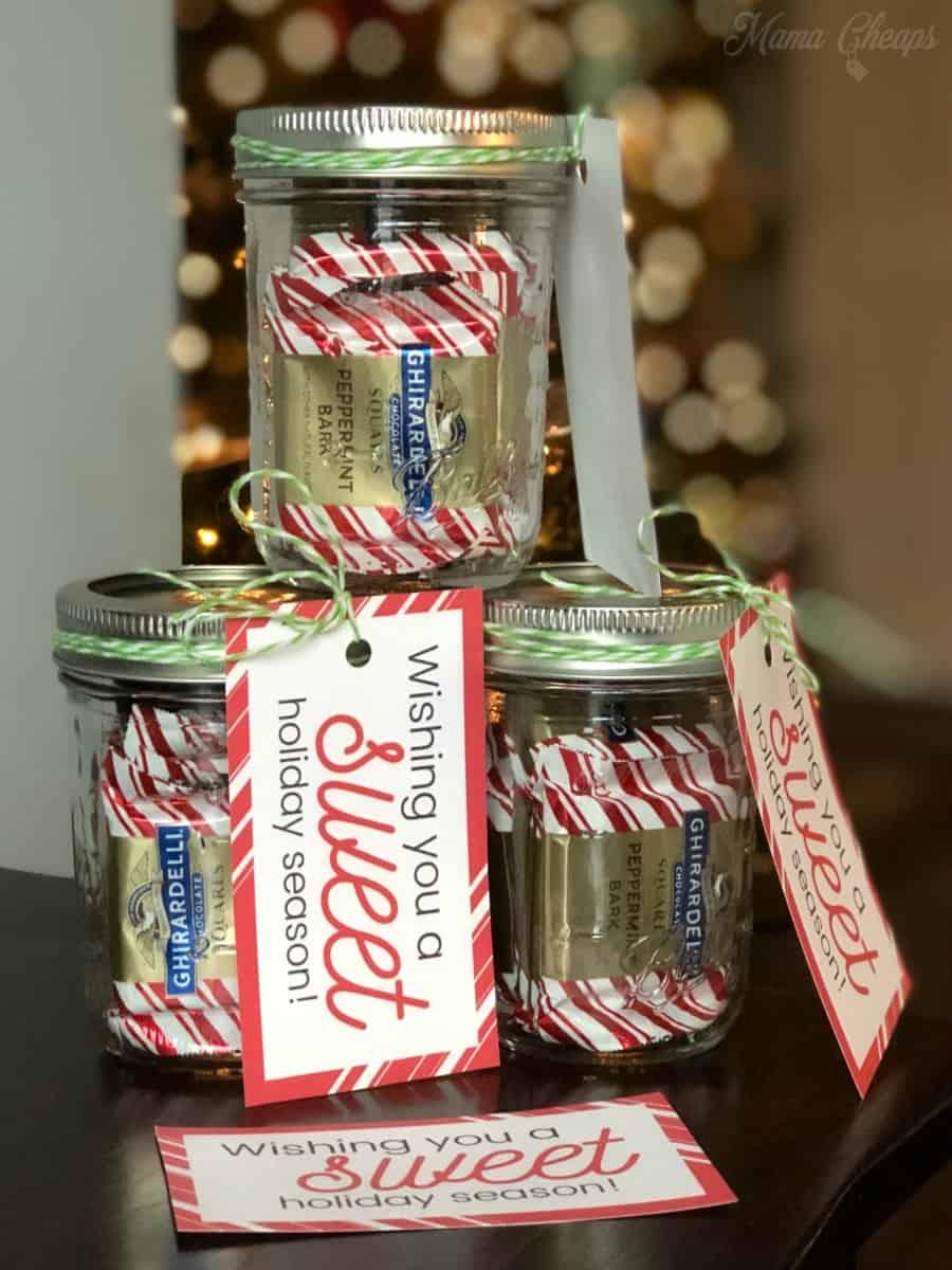 sweet treats jar