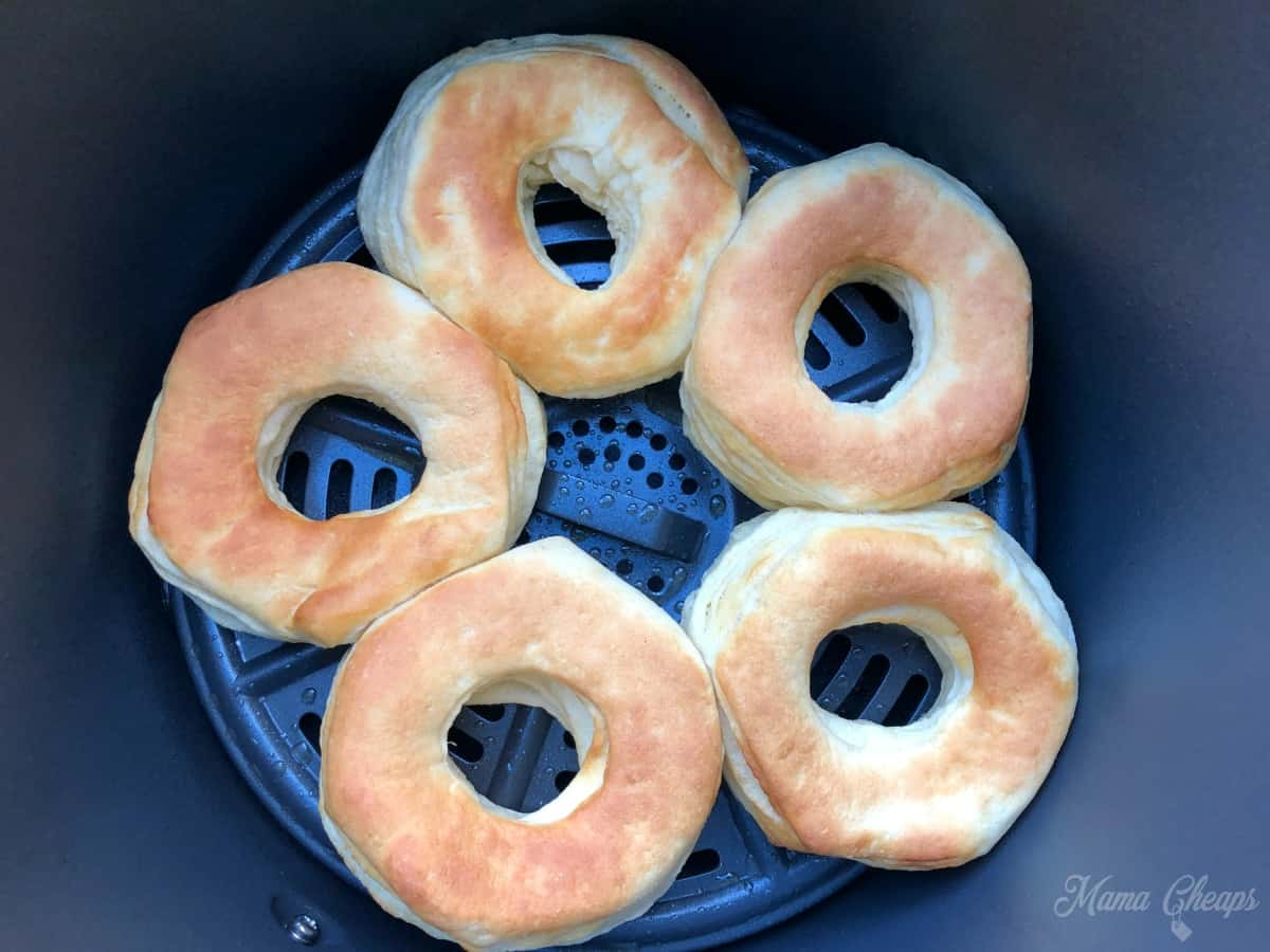 Air Fried Donuts