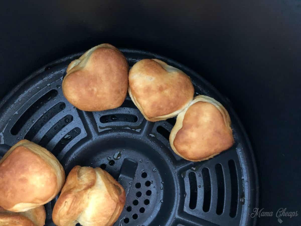 Baked Dough Air Fryer