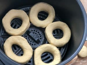 Biscuits in Air Fryer