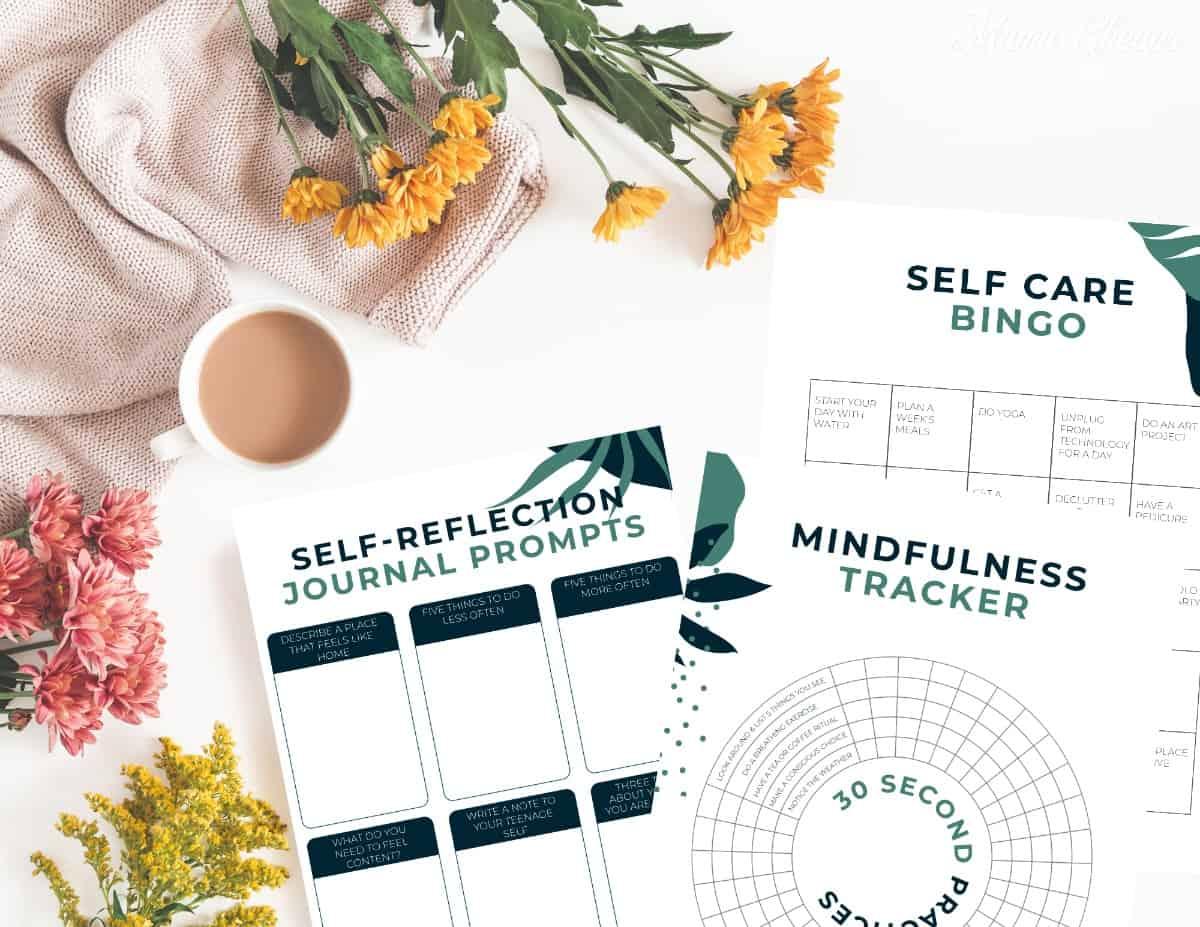 Mindfulness Self Care Bundle