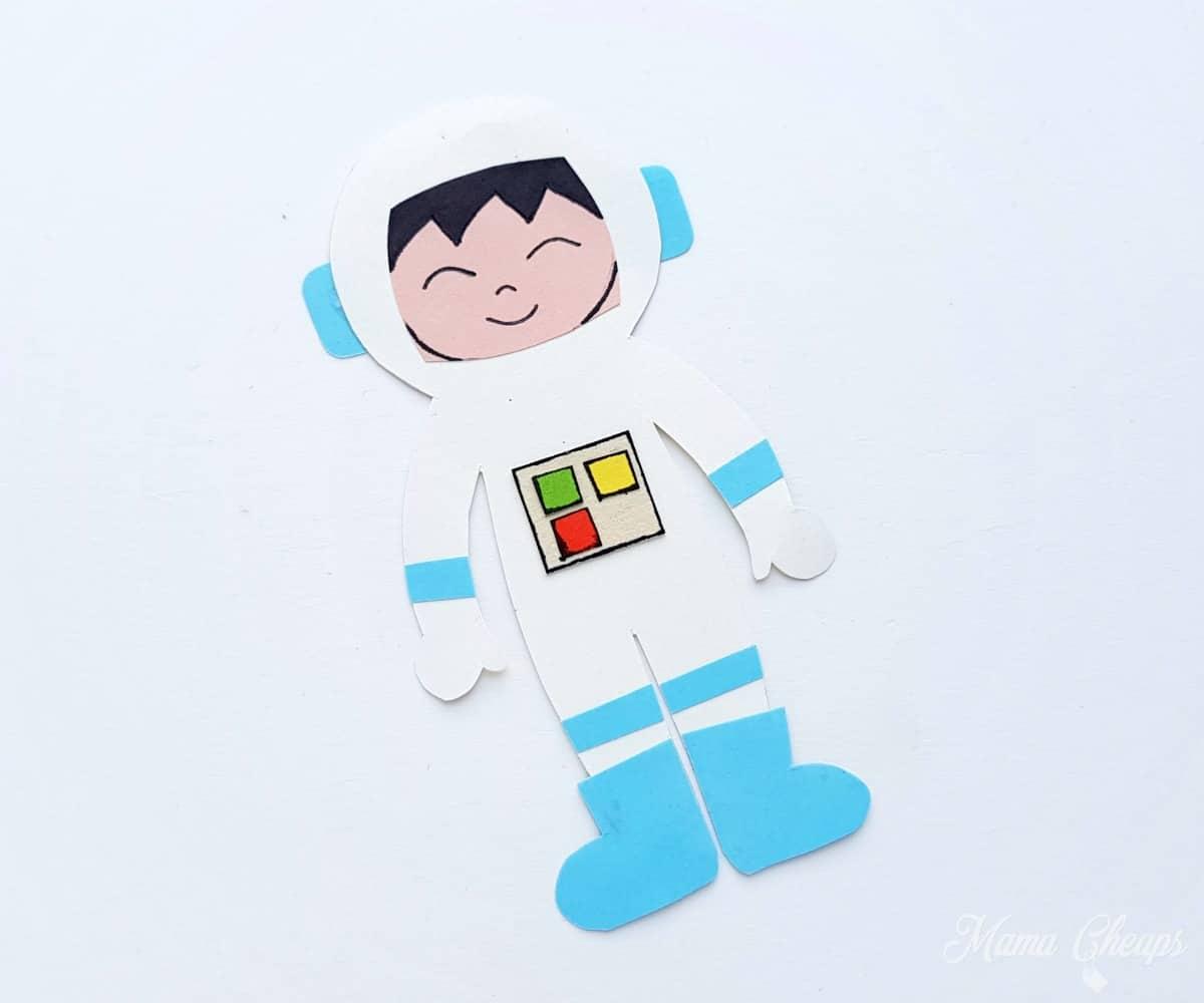 Astronaut Puppet