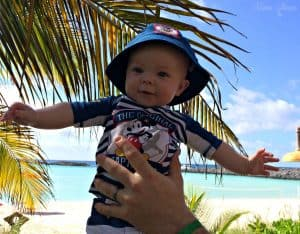 Landon Bahamas Beach