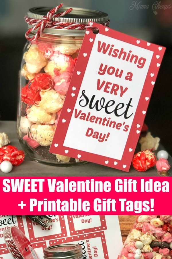 SWEET Valentine Tags PIN