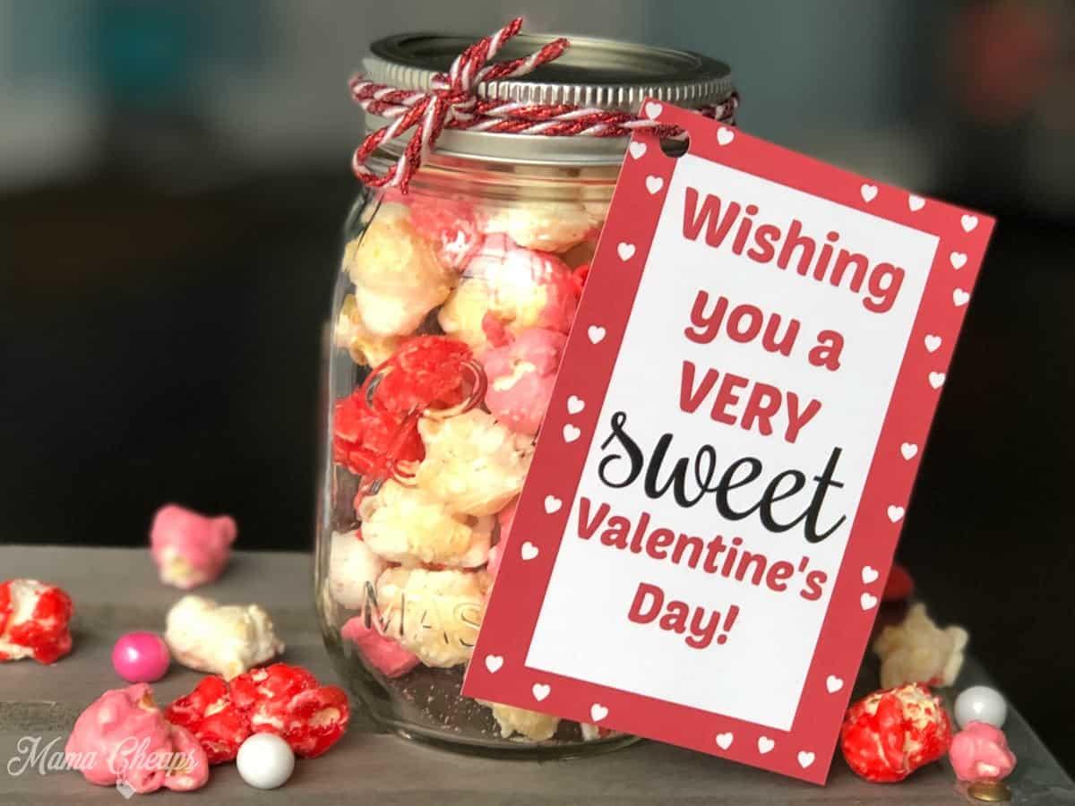 Sweet Treat Valentine Teacher