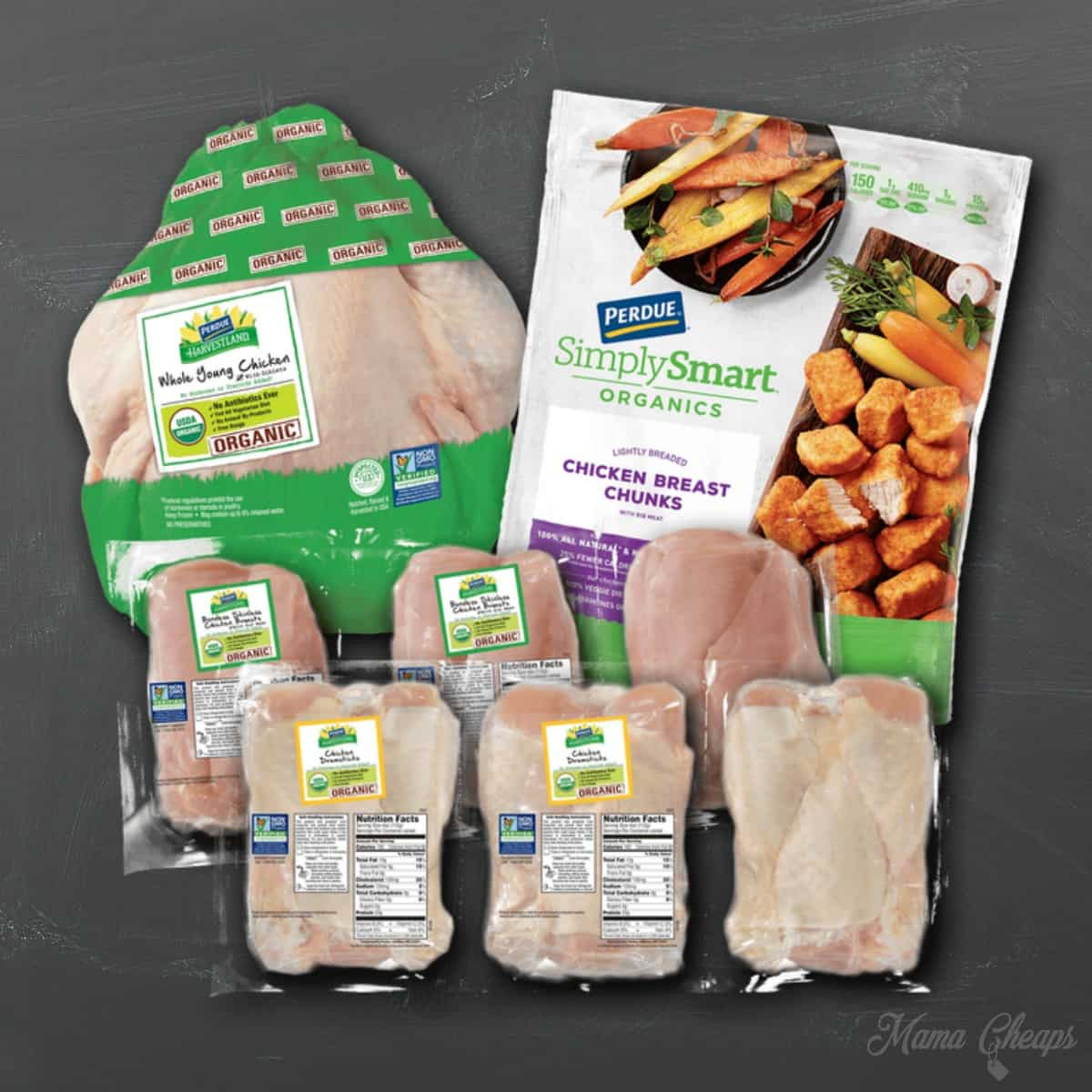 perdue farms organic chicken bundle