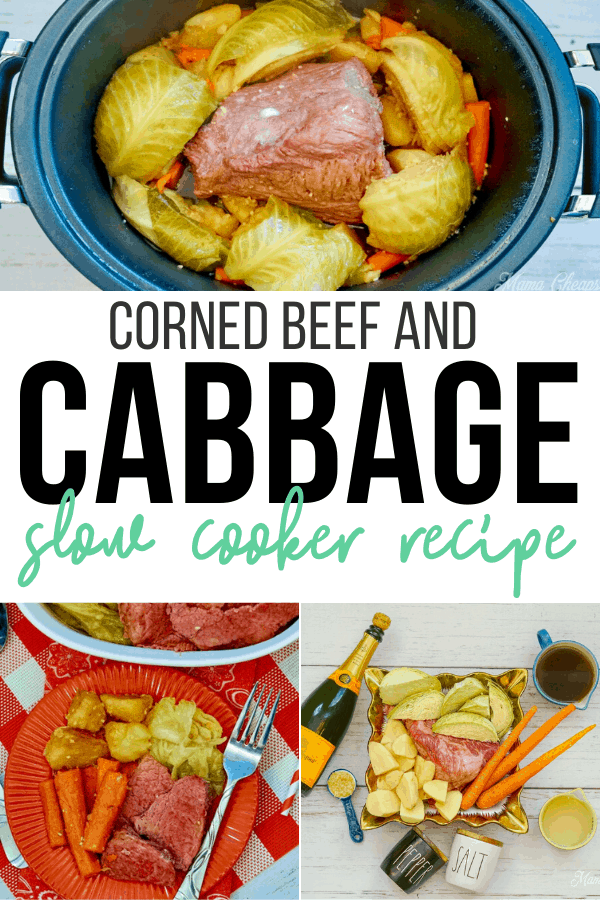 Corned Beef and Cabbage PIN