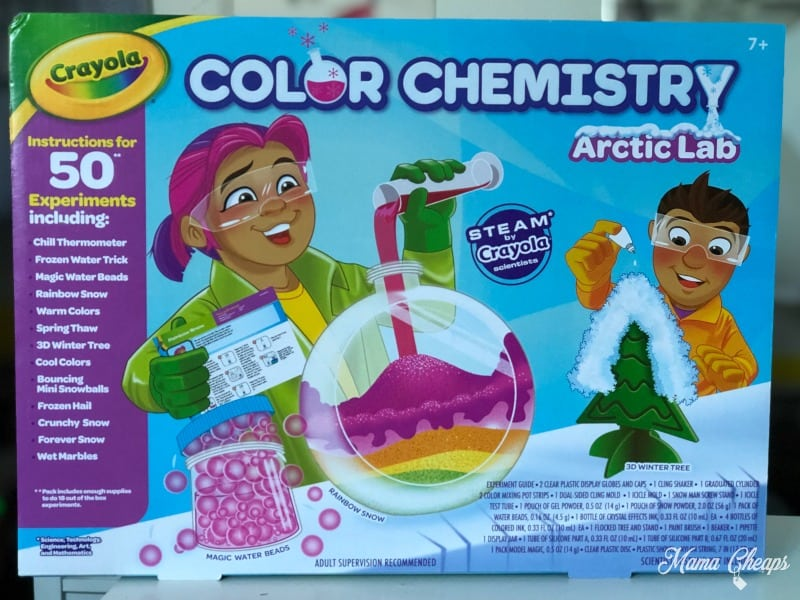 Crayola Color Chemistry Arctic Lab