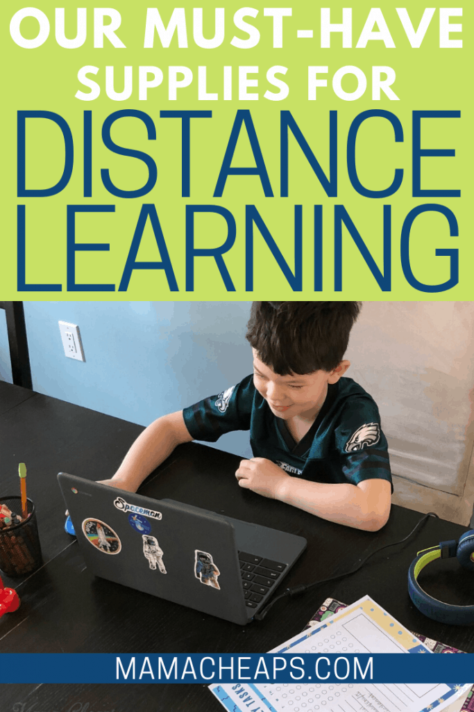 Distance Learning Supplies PIN